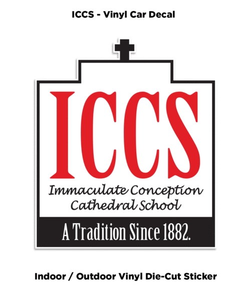 ICCS - Decal - ShopSWLA