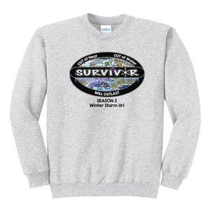 Winter Storm Uri - Sweatshirt - ShopSWLA
