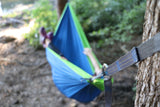 Twisted Tree Straps - Grey (Hammock Setup)