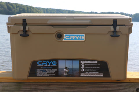 Cryo Cooler (75 Quart)