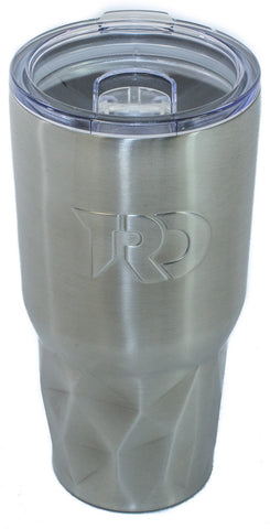 Twisted 30 oz Tumbler (Silver)