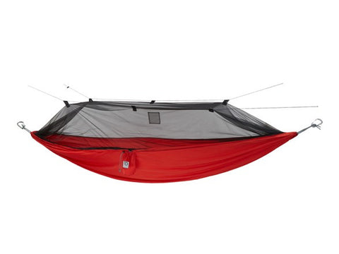 Twisted Big Mozzi Hammock - Red-Orange