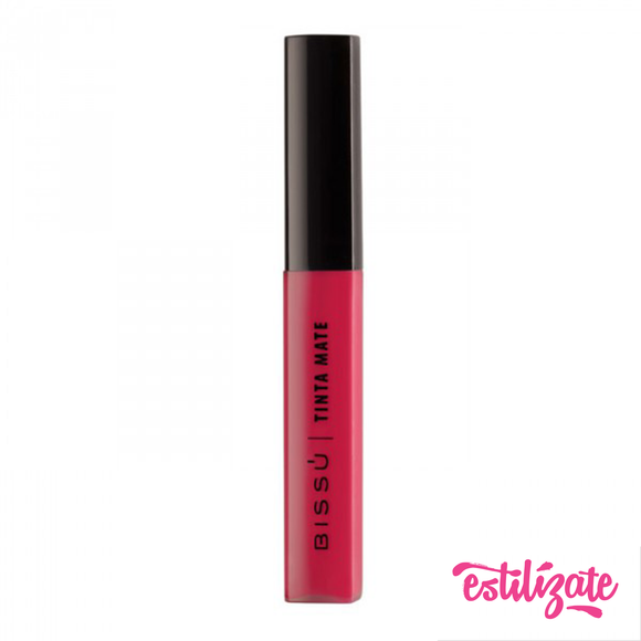 Bissú - Labial Tinta Mate 13 Red Velvet