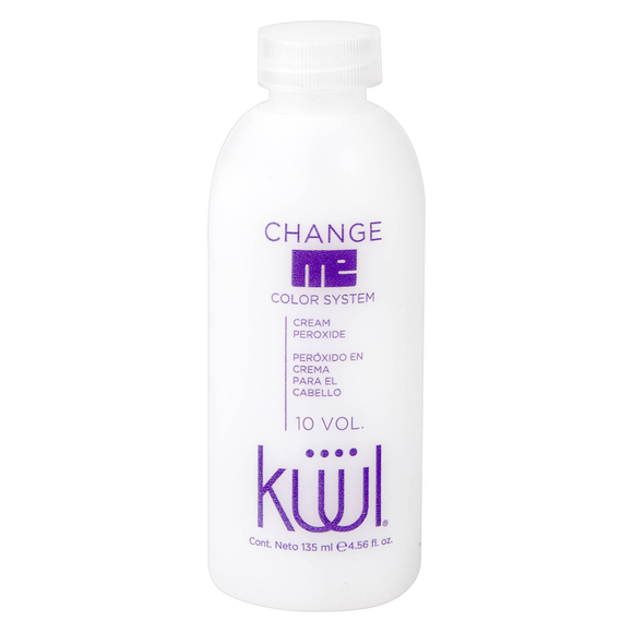 Küül - Change Me Peróxido En Crema 10 Vol. 135 ml