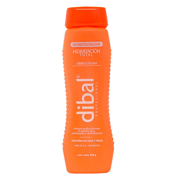 Dibal - Acondicionador Hidratación Total 300 ml