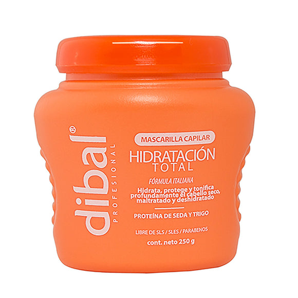 Dibal - Mascarilla Hidratación Total 250 ml