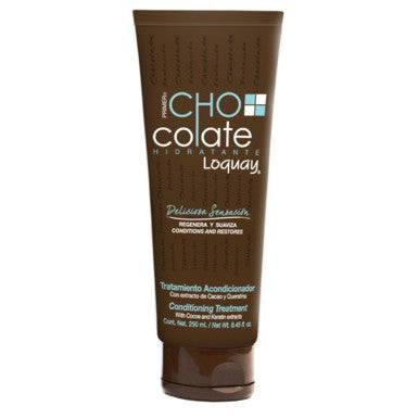Loquay - Acondicionador Chocolate 250 ml