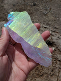 Angel Aura Elestial Quartz Shard