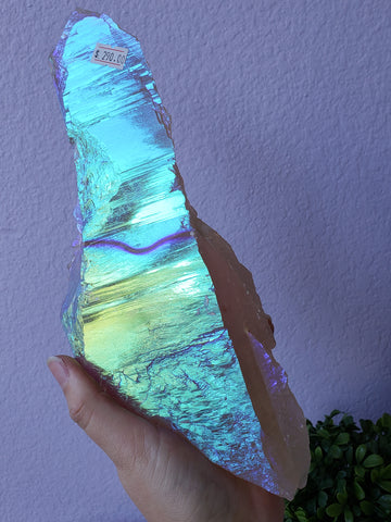 Elestial Angel Aura Quartz Shard