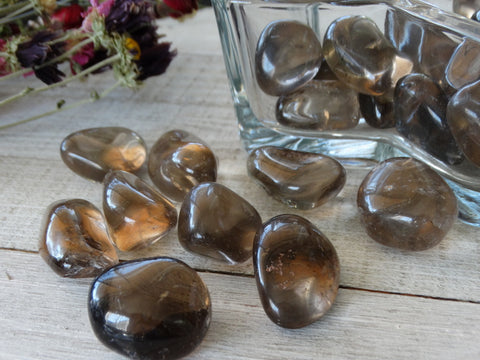 Tumbled Smokey Quartz (1Piece)