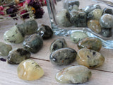 Tumbled Prehnite (1Piece)