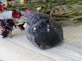 "2.9"" Rough Black Quartz Crystal"