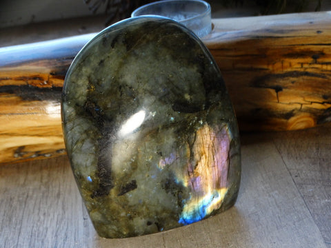 "4.5"" Labradorite Display Piece"