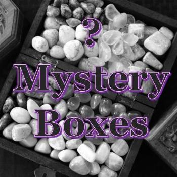 Mineral Mystery Box - $25 Rough