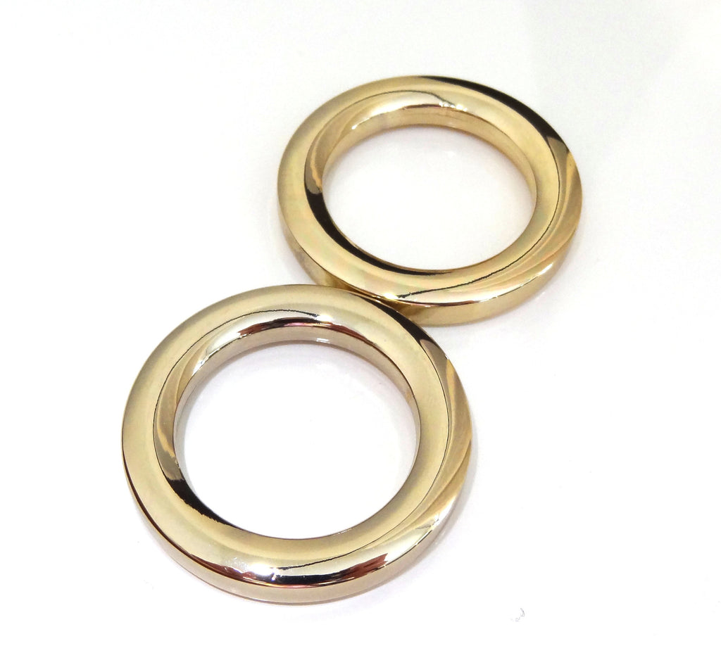Thick Flat Cast Solid O\'Rings - 28.1mm (1 1/8\