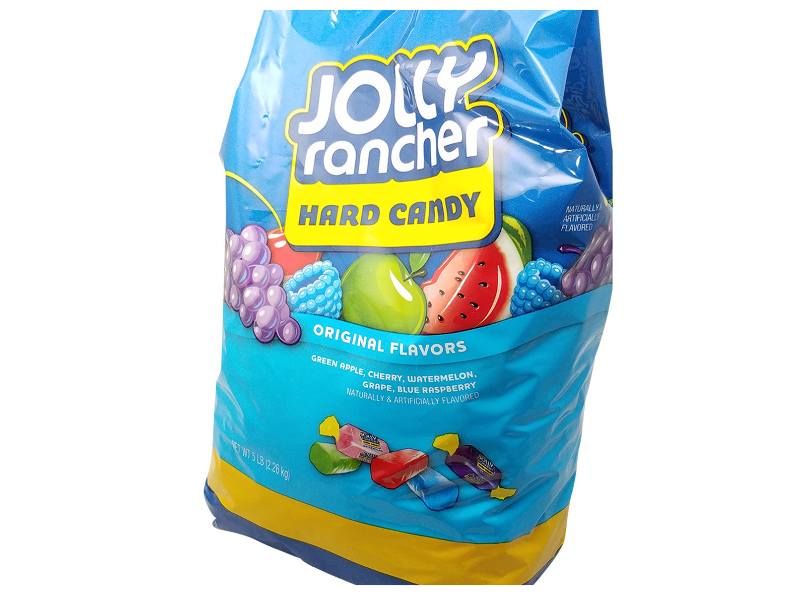 Jolly Rancher Assorted 5 Pound Bag