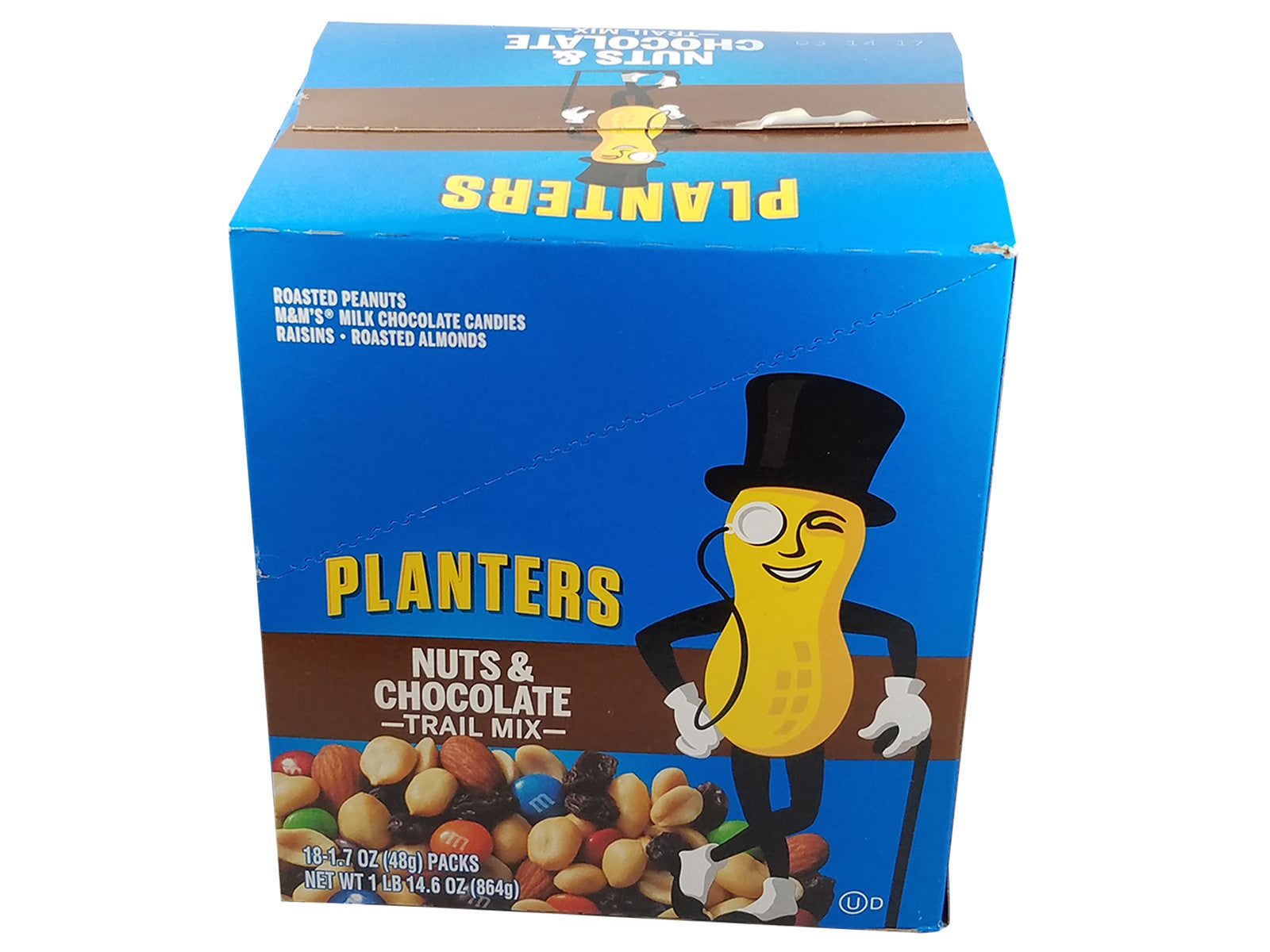 ounce planter grocery nuts dp planters salted peanuts amazon of snack com gourmet honey roasted food canister pack