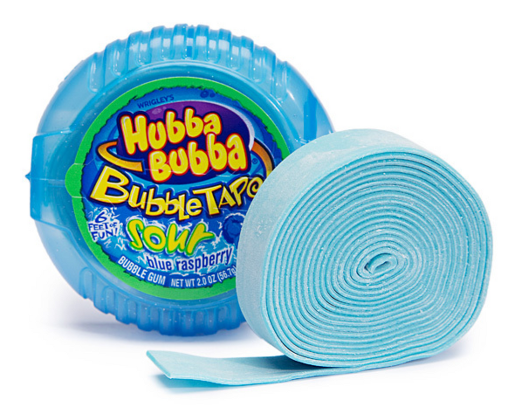 hubba bubba bubble tape - HD 1024×823