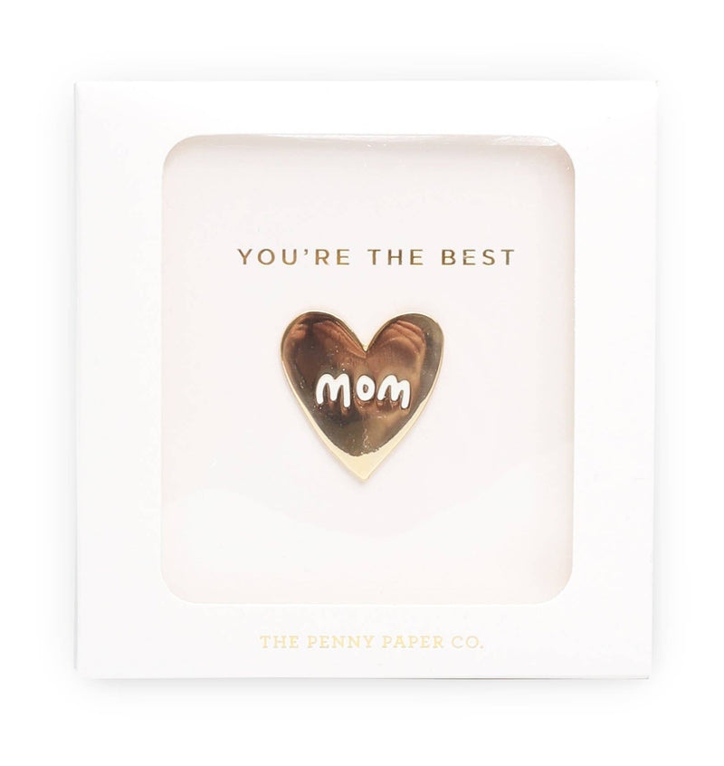 Enamel Pin Gift Set, You're The Best Mom