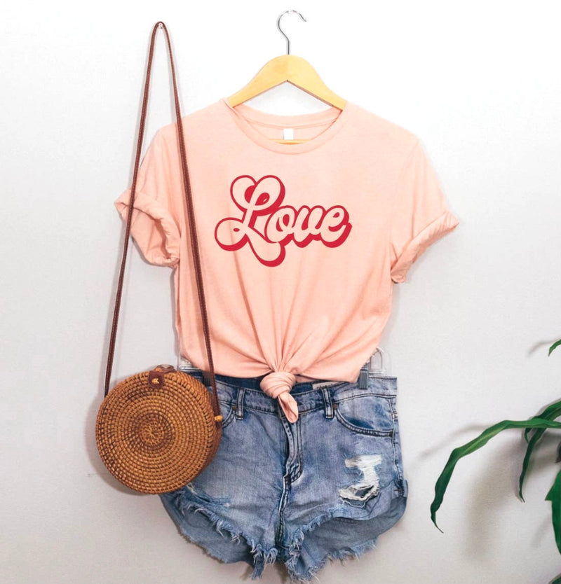 Love Graphic Tee
