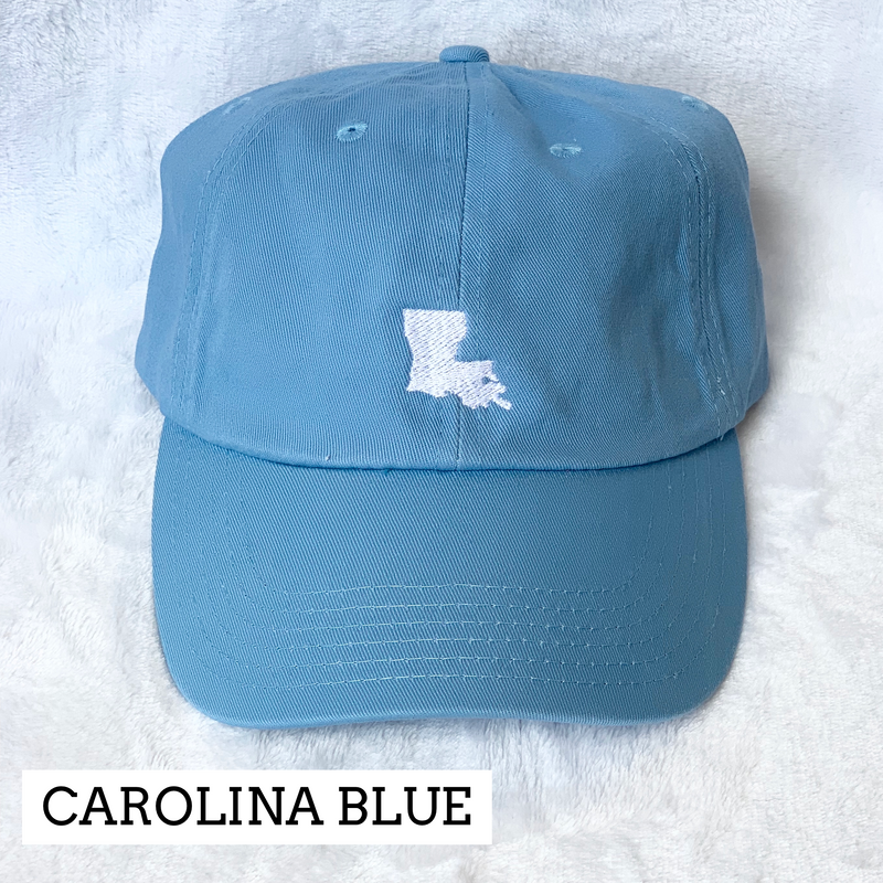Louisiana State Hat - Marcella