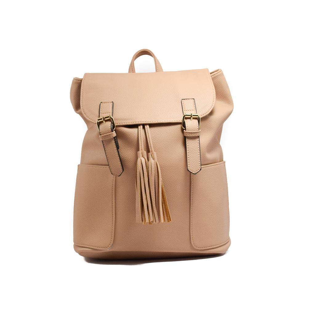 The Backpacker Bag (nude)