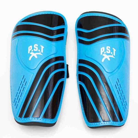 Pro Competition Shin Guard – Blue