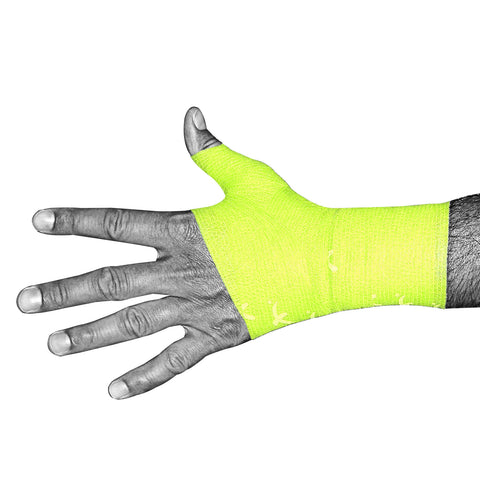 Goalkeepers Wrist & Finger Protection Tape 6 x Pack