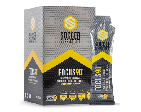Soccer Supplement - Focus90 Gel