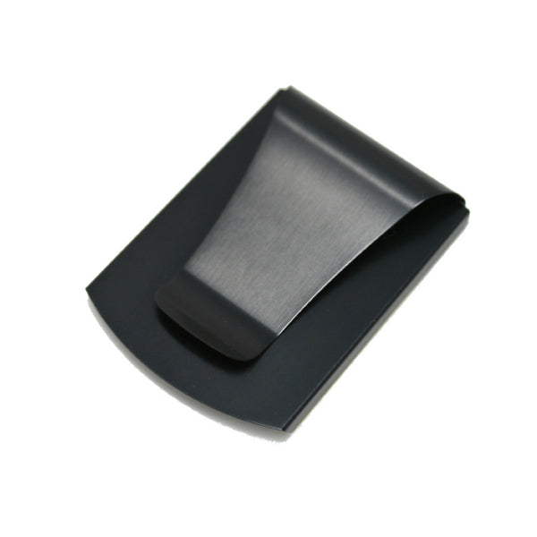 Smart Money Clip® - Brushed Matte Black