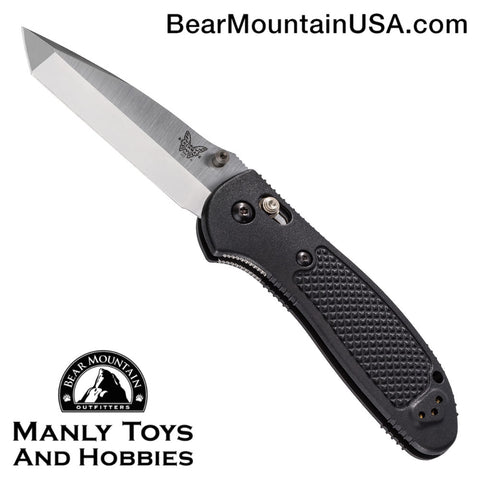 Benchmade Griptilian Tanto AXIS Lock Knife (3.45