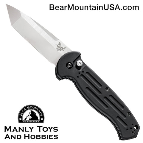 Benchmade 9052 AFO II Tanto Automatic Knife (3.56