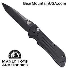 "Benchmade Auto Stryker 9101BK Automatic Knife Next Gen (3.6"" Black)"