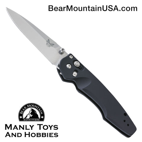 Benchmade Emissary AXIS-Assist Knife Black (3