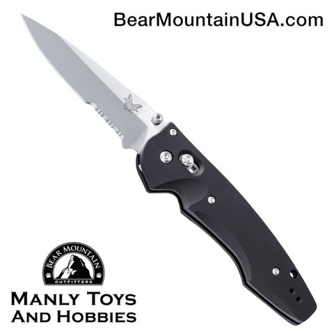 Benchmade Large Emissary 3.5 AXIS-Assist Knife (3.45