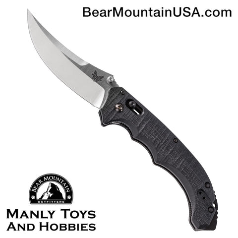 Benchmade Bedlam AXIS Lock Knife (3.95