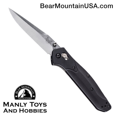 Benchmade 943 Osborne AXIS Lock Knife (3.4