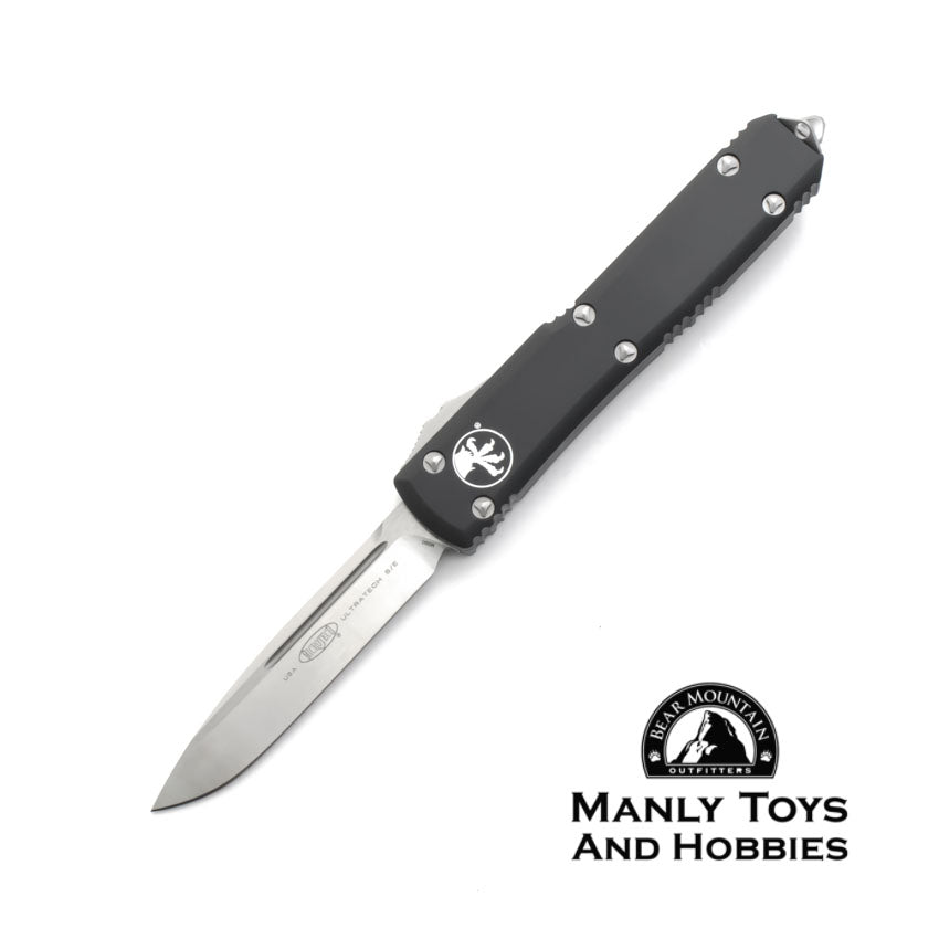 Microtech Ultratech S/E OTF Automatic Knife Black Tac 121-4