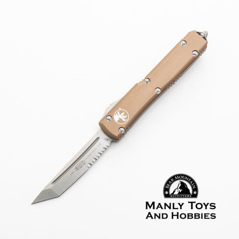 Microtech Ultratech D/E OTF Automatic Knife 123-11TA