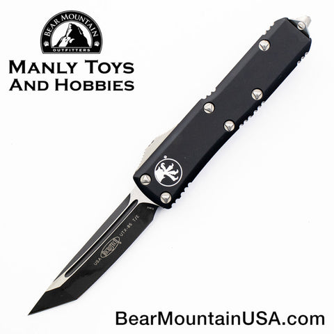 Microtech UTX-85 TANTO OTF Automatic Knife 233-1