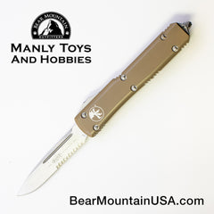 Microtech Ultratech OTF Automatic Knife 121-11TA