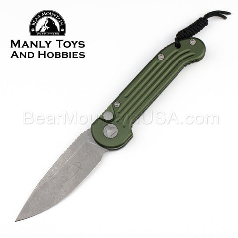 Microtech LUDT Automatic Knife Apocalyptic 135-10 APOD