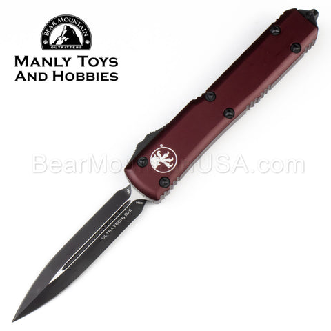 Microtech Ultratech D/E OTF Automatic Knife 122-1 MR