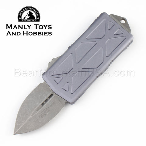 Microtech EXOCET OTF Automatic Knife 157-10 APGY
