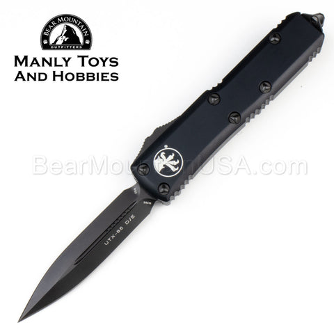 Microtech UTX-85 D/E OTF Automatic Knife 232-1 DLCT