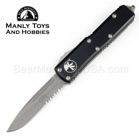 Microtech Ultratech S/E OTF Automatic Knife 121-11 AP