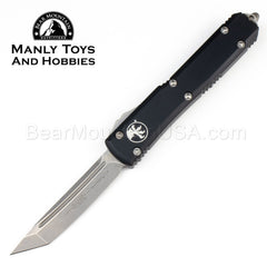 Microtech Ultratech T/E OTF Automatic Knife 123-10