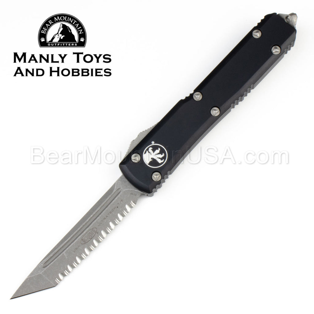 Microtech Ultratech OTF Automatic Knife 123-12 AP