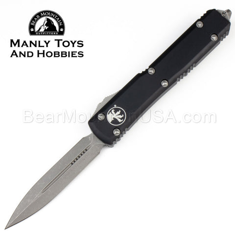 Microtech Ultratech OTF D/E Automatic Knife 122-10 AP