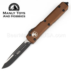 Microtech Ultratech OTF Automatic Knife 121-1 TA